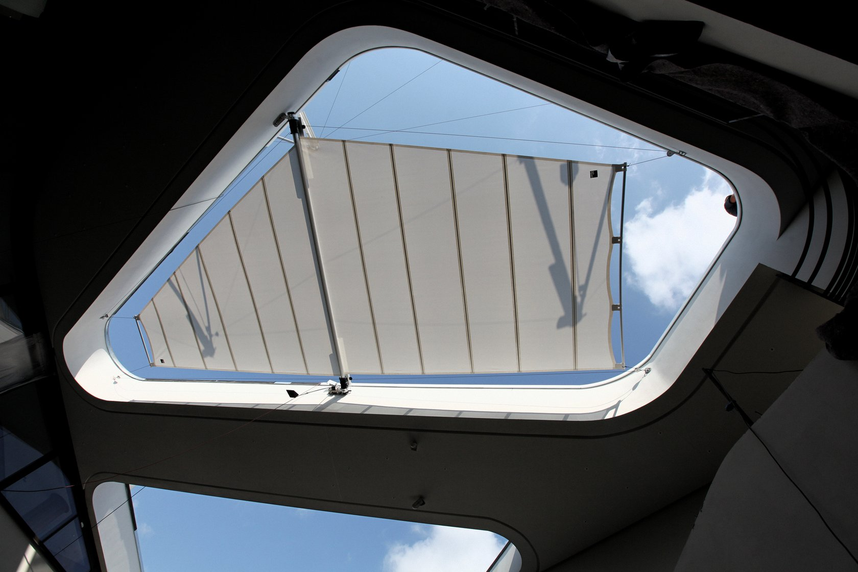 SunSquare - extraordinary sunsail systems for extraordinary needs.