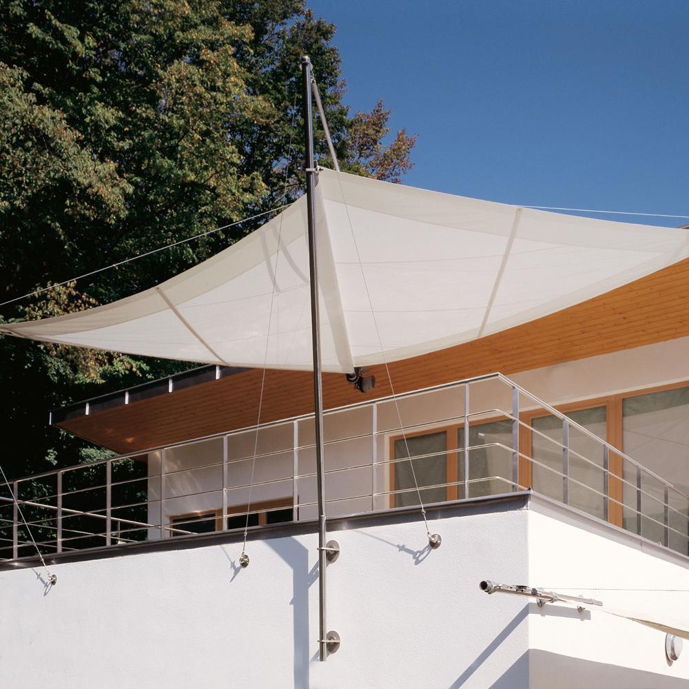 SunSquare Dreiecksegel - individuelle Planung
