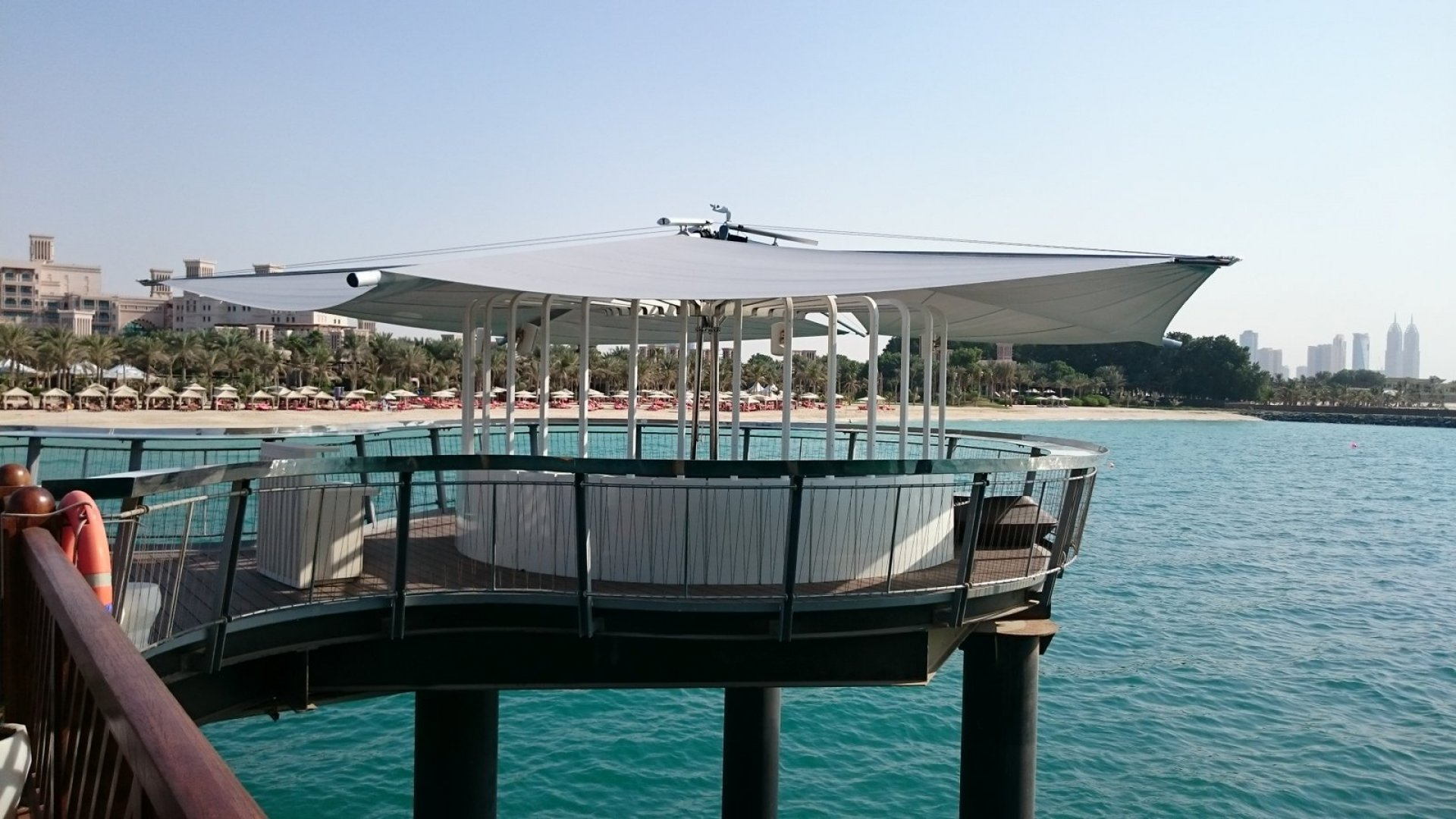 SunSquare in Dubai: Pier Chic