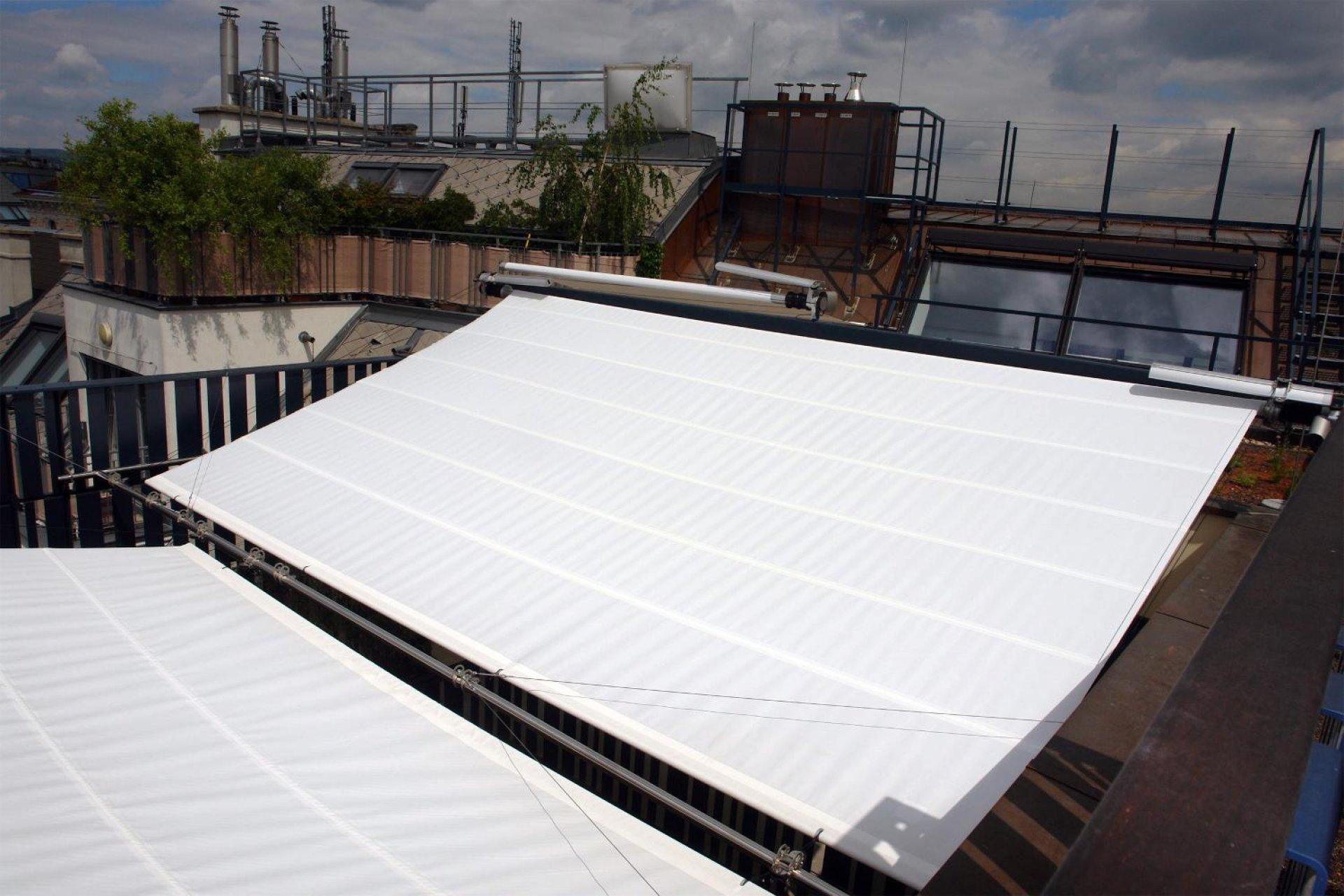 SunSquare rectangular sail