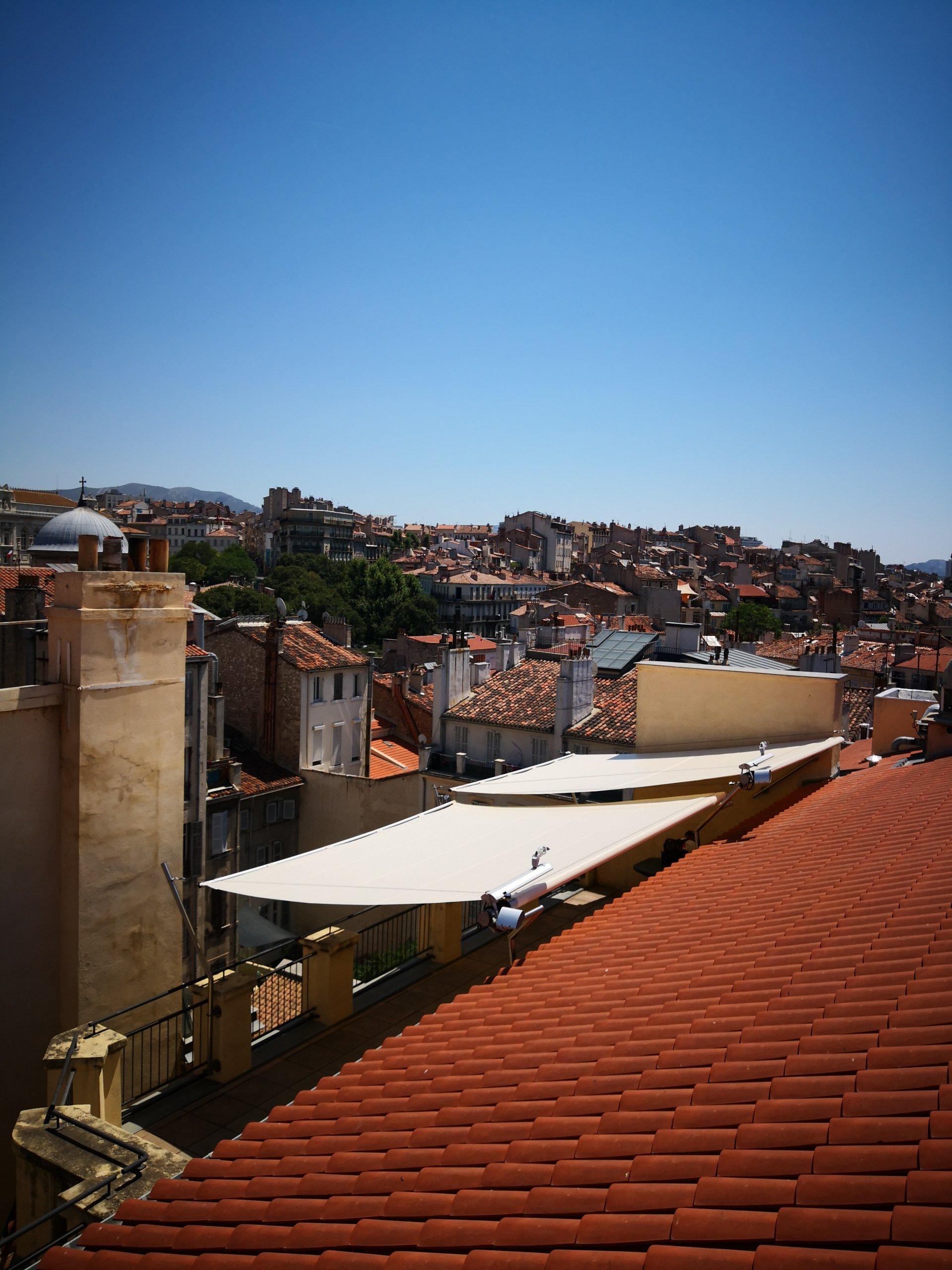 Terraces in Marseille - SunSquare - Artesun