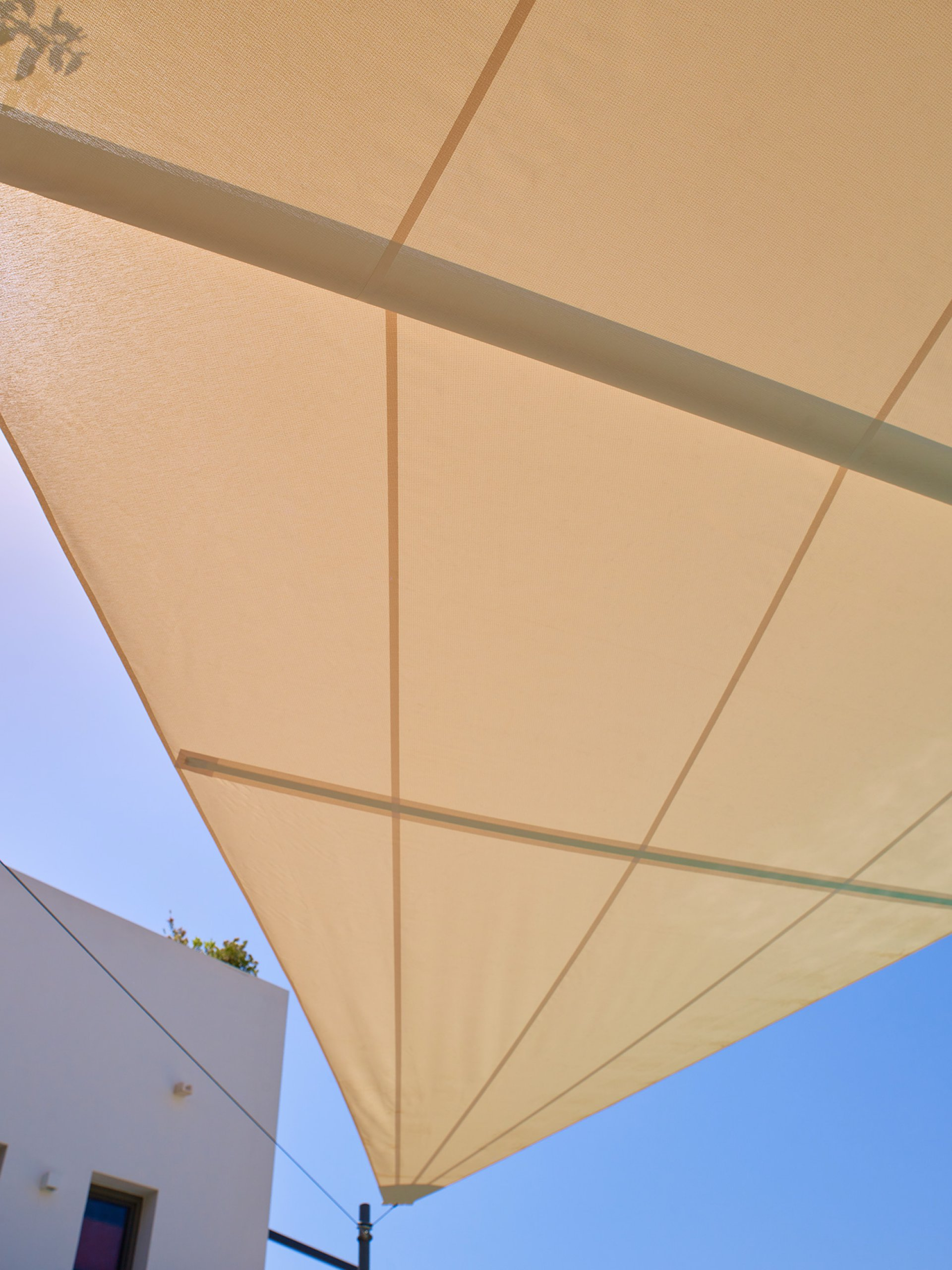 SunSquare Sonnensegel - das Original