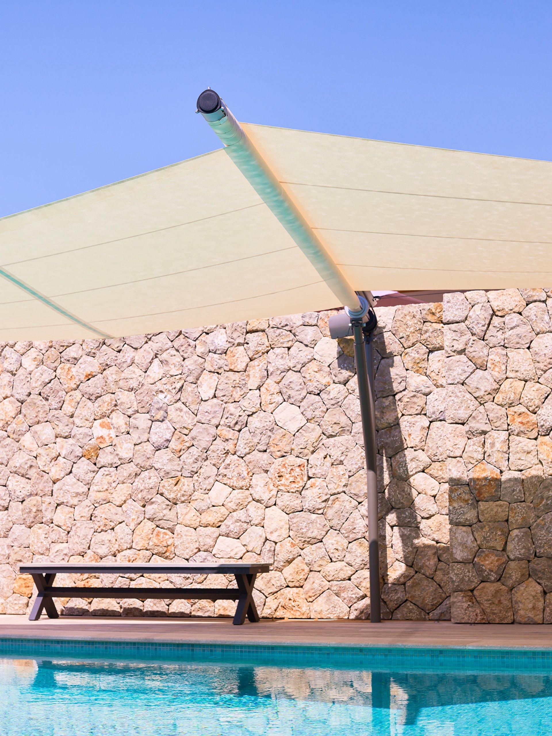 SunSquare frei kragende Anlagen