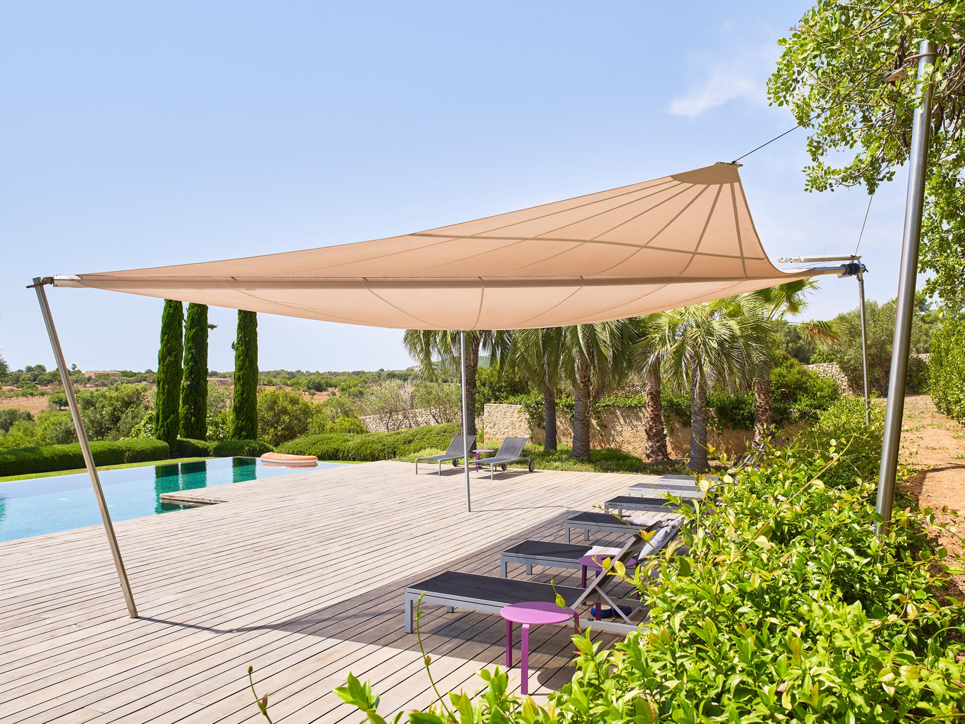 SunSquare Dreieckanlage Balearen