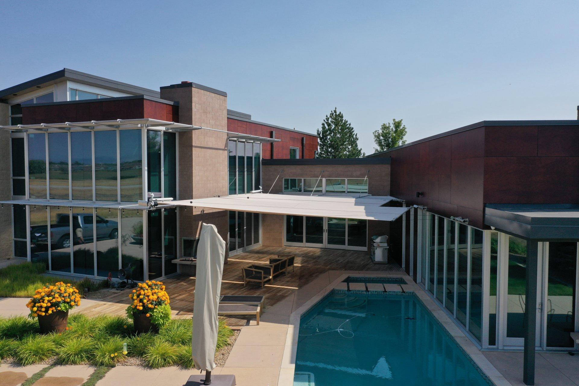 SunSquare: einseitige AX Anlagen in Colorado