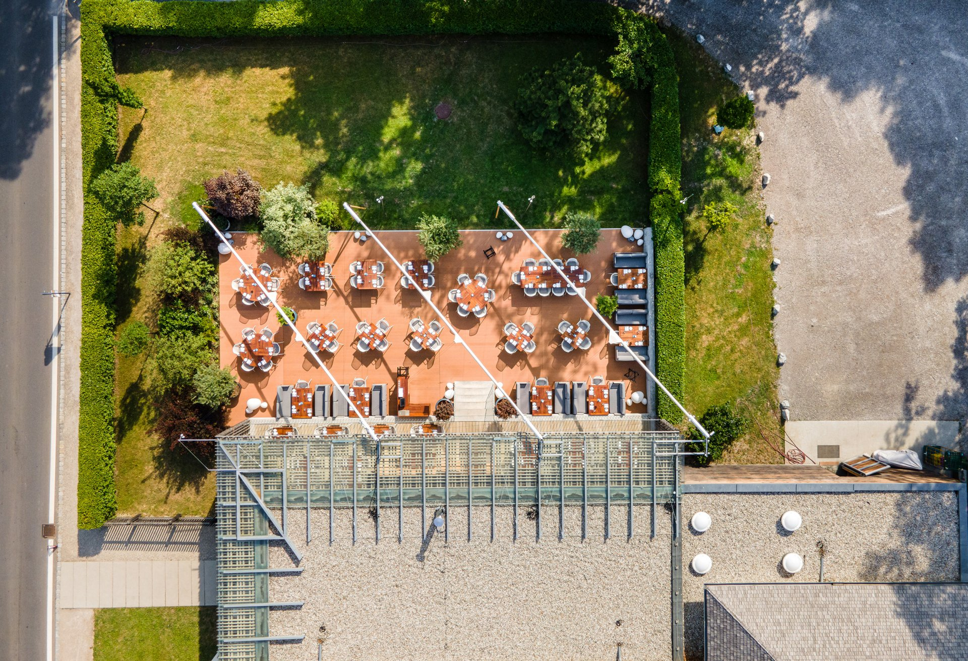 Drei SunSquare Anlagen für Chalet Moeller - Schottenhof