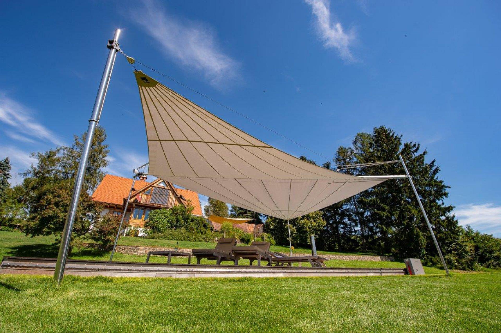 SunSquare Sonnensegel - Konrad Sonnensegel Vertrieb Steiermark