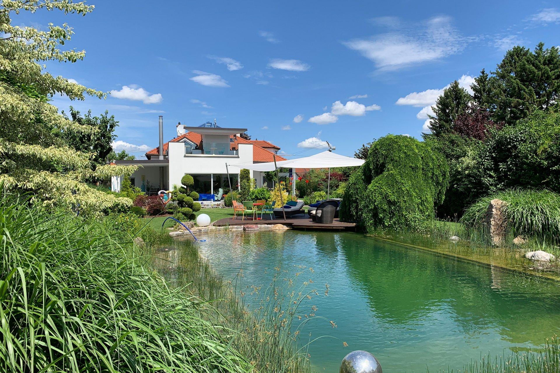 SunSquare Dreiecksegel: Privat Haus C_106407
