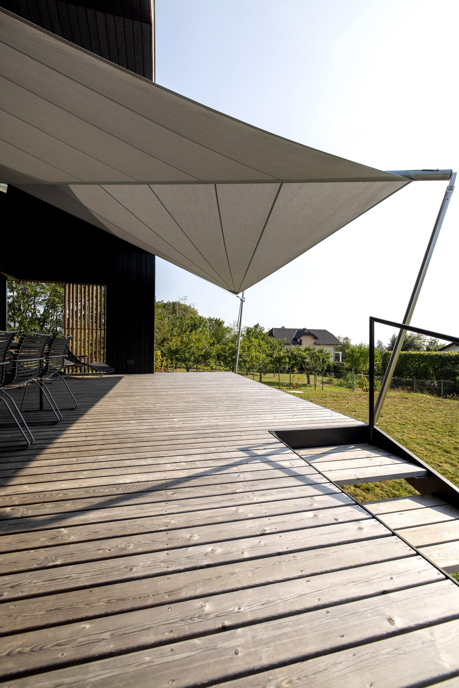 SunSquare Dreiecksegel