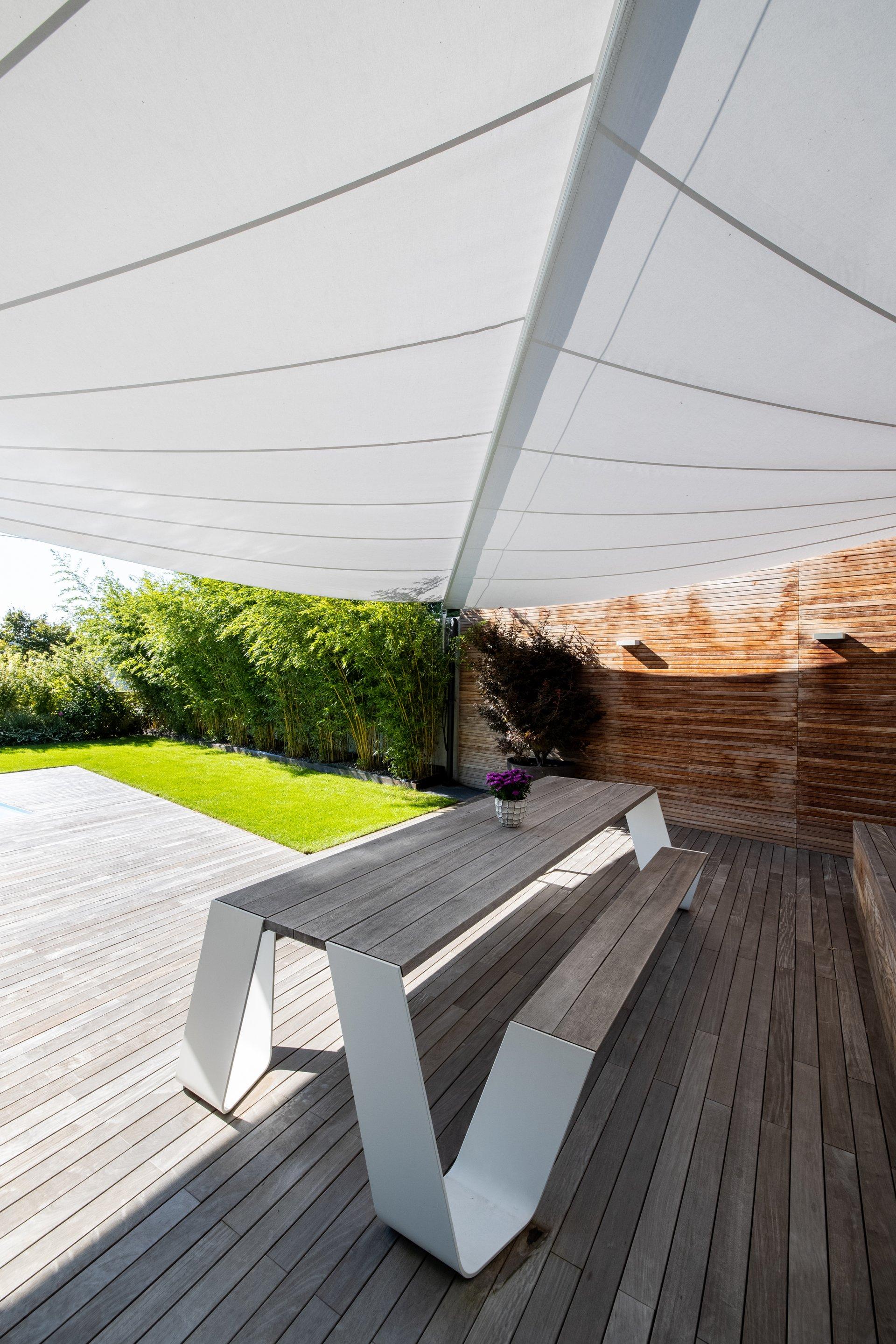 SunSquare Dreiecksegel: vollautomatisch