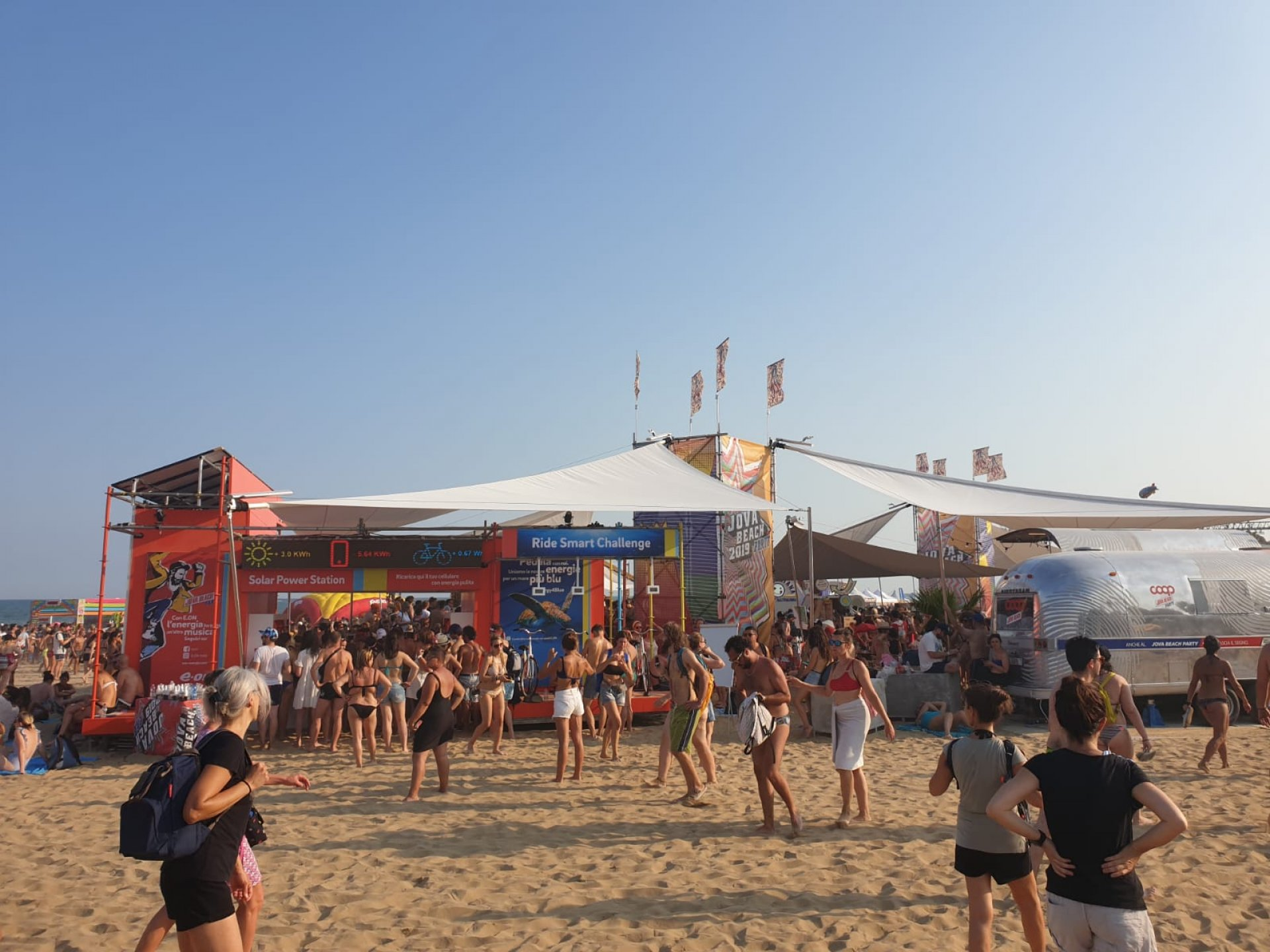 Impressionen SunSquare @ Jova Beach Party 2019