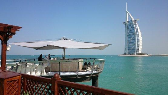SunSquare in Dubai: Pier Chic